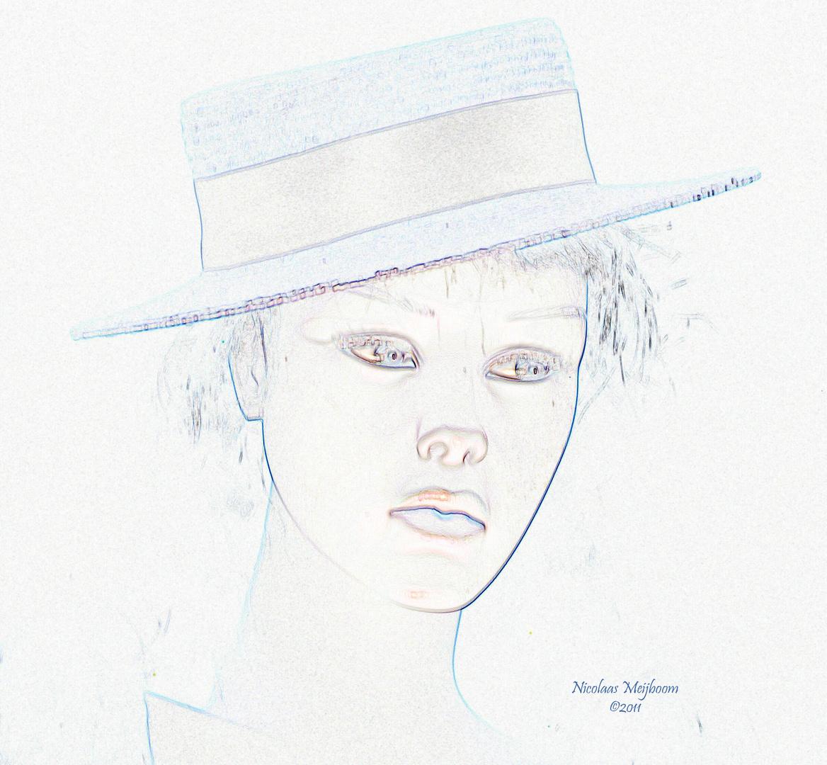 Josephine Portrait -1