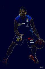 joshiko saibou (point guard) - crailsheim merlins