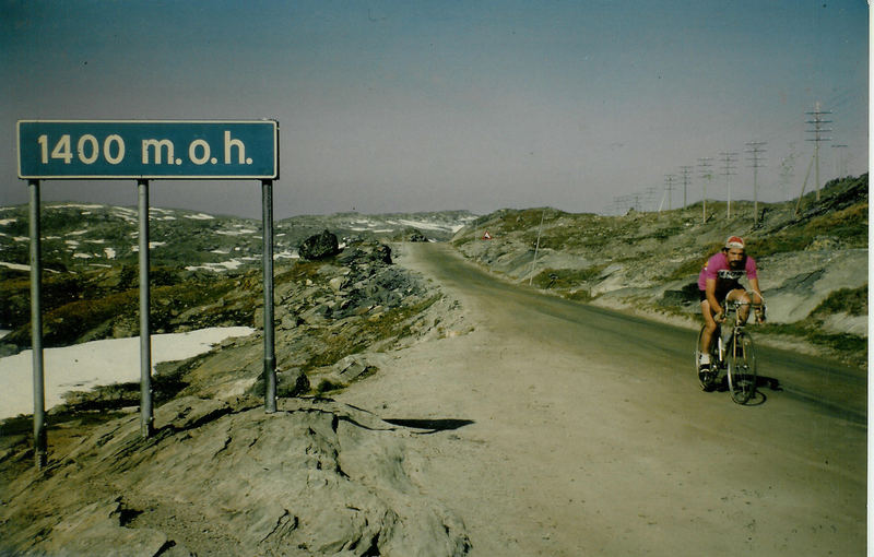 Jotunheimen (Norvège, été 1982)