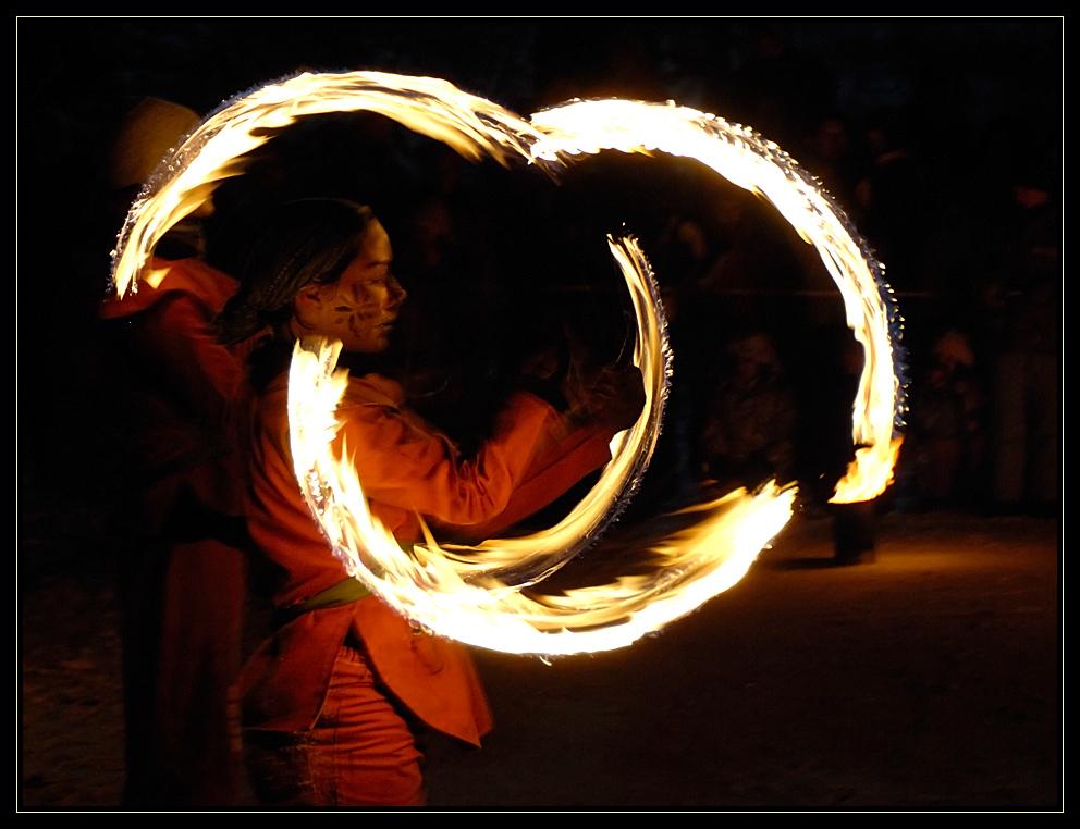 Jouer avec le feu...