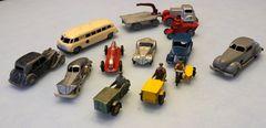 jouets des années 30/40