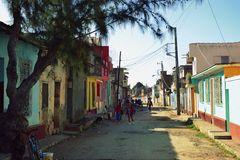 Jour tranquille  à Trinidad