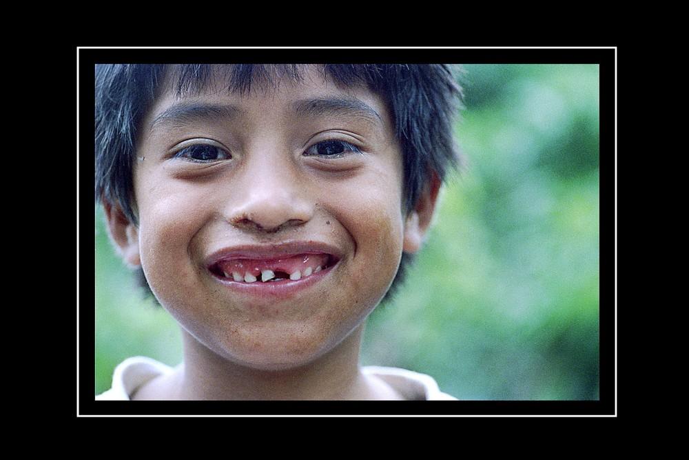 Jovencito aus Guatemala