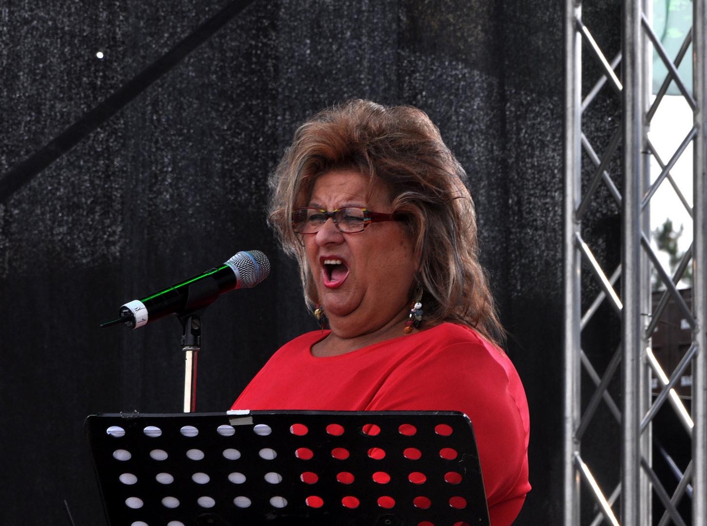 Joy Fleming, Blues und Rock-Röhre....