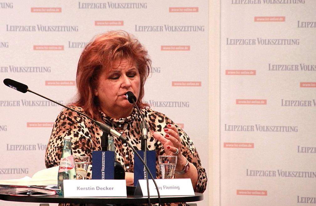 Joy Fleming @ Buchmesse Leipzig 2013