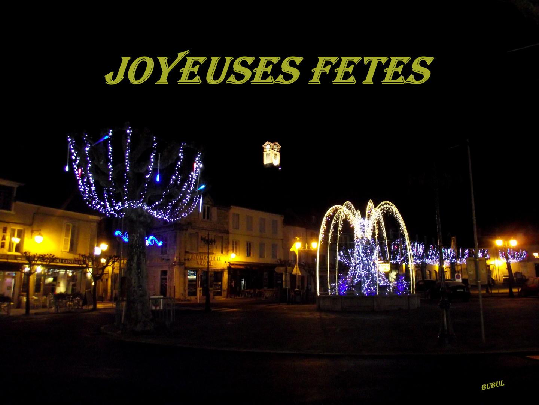 JOYEUSES FETES 2