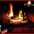 Joyeuses Fêtes à toutes et à tous