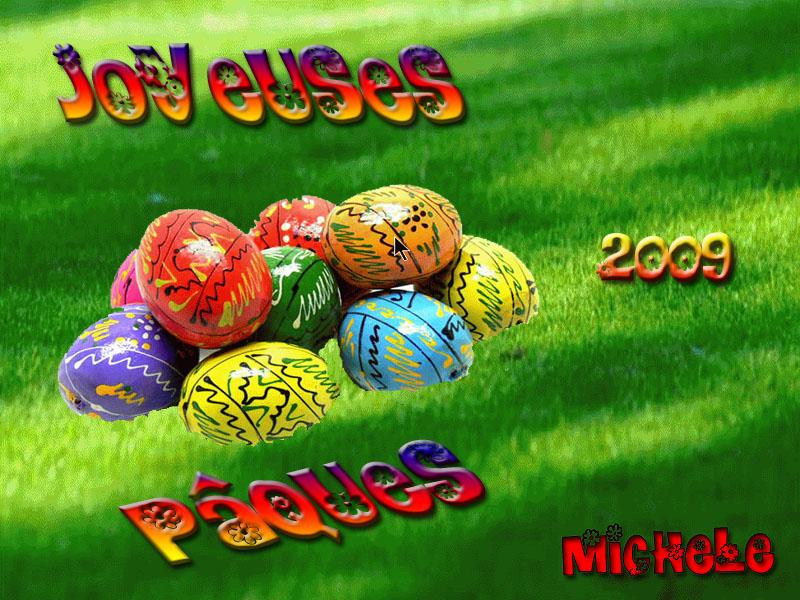Joyeuses Pâques à tous les FC