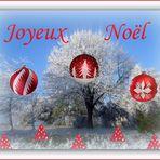 Joyeux Noël à toutes et tous