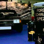 JPS ... schwarz-goldene Spezialserie