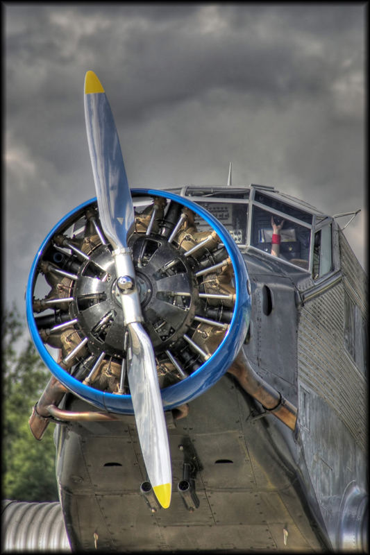 Ju-52 DRI