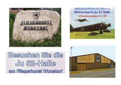 JU 52-Halle
