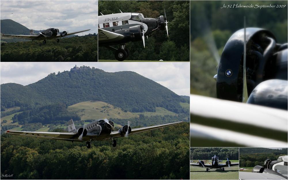 JU 52 Ju Air