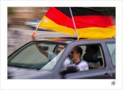 Jubeln für Deutschland