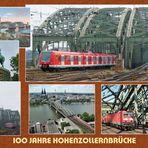 Jubiläum einer Brücke