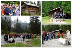 Jubiläumsfeier - 100 Jahre Reintalangerhütte