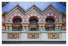 Jubilejni Synagoga ... Detail