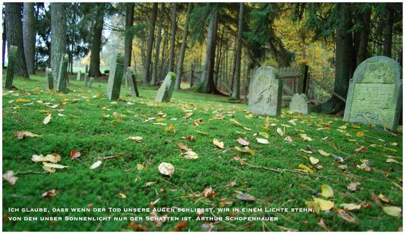 Judenfriedhof Altengronau