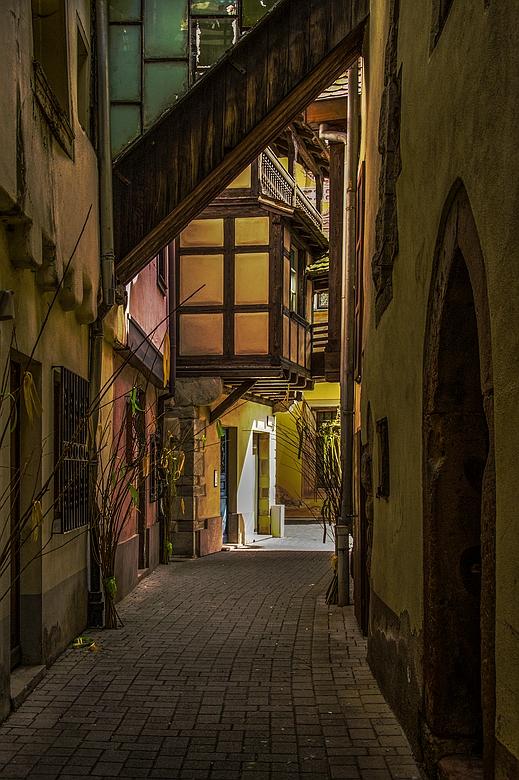 Judengasse in Obernai