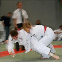Judo: Kampfgeist