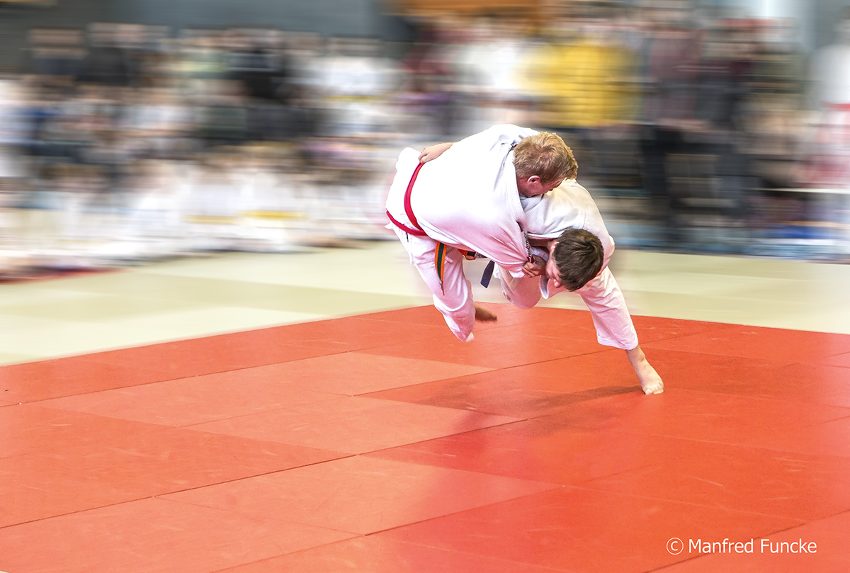 Judo  Shiai in Paderborn