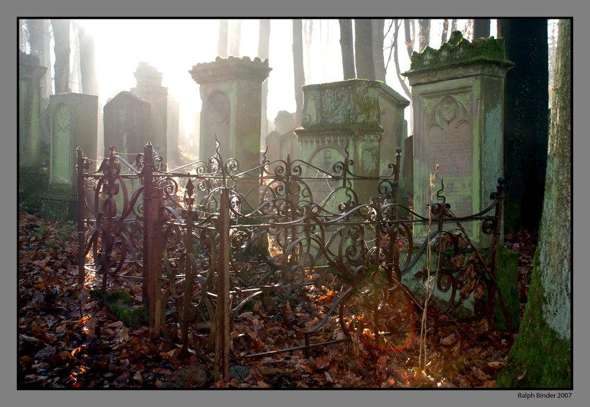 Jüdischer Friedhof 02