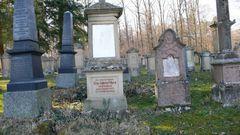 Jüdischer Friedhof in Freudental-noch unzerstört-ein Ort der Besinnung und Andacht
