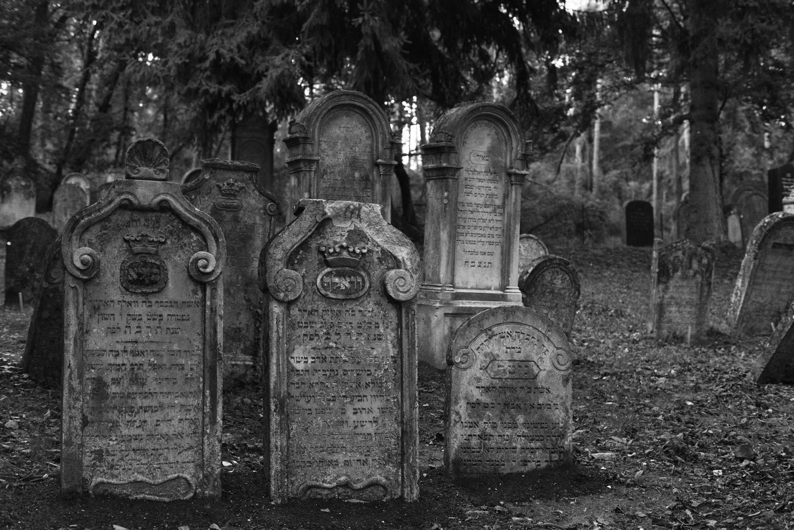 Jüdischer Friedhof Kobersdorf
