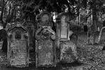 Jüdischer Friedhof Kobersdorf - minus 0,85 Grad