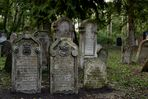Jüdischer Friedhof Kobersdorf - SW