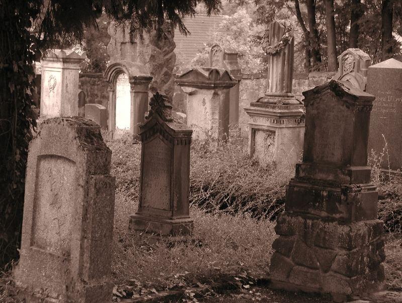 Jüdischer Friedhof Ottweiler 2
