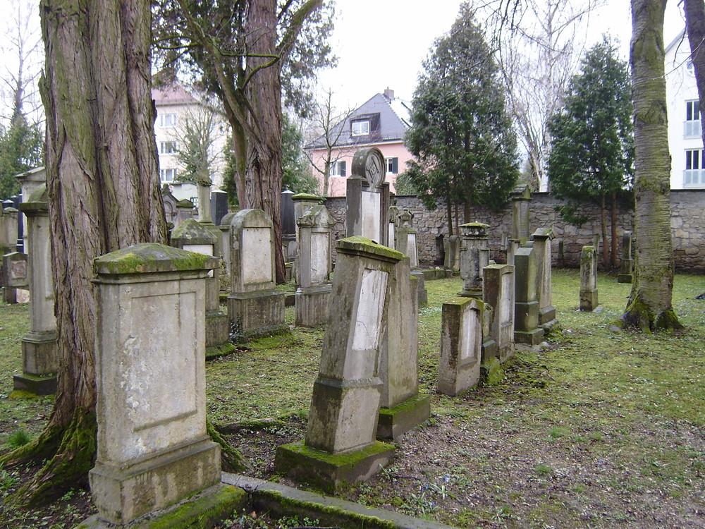 Jüdischer Friedhof Regensburg Foto & Bild   mystische orte