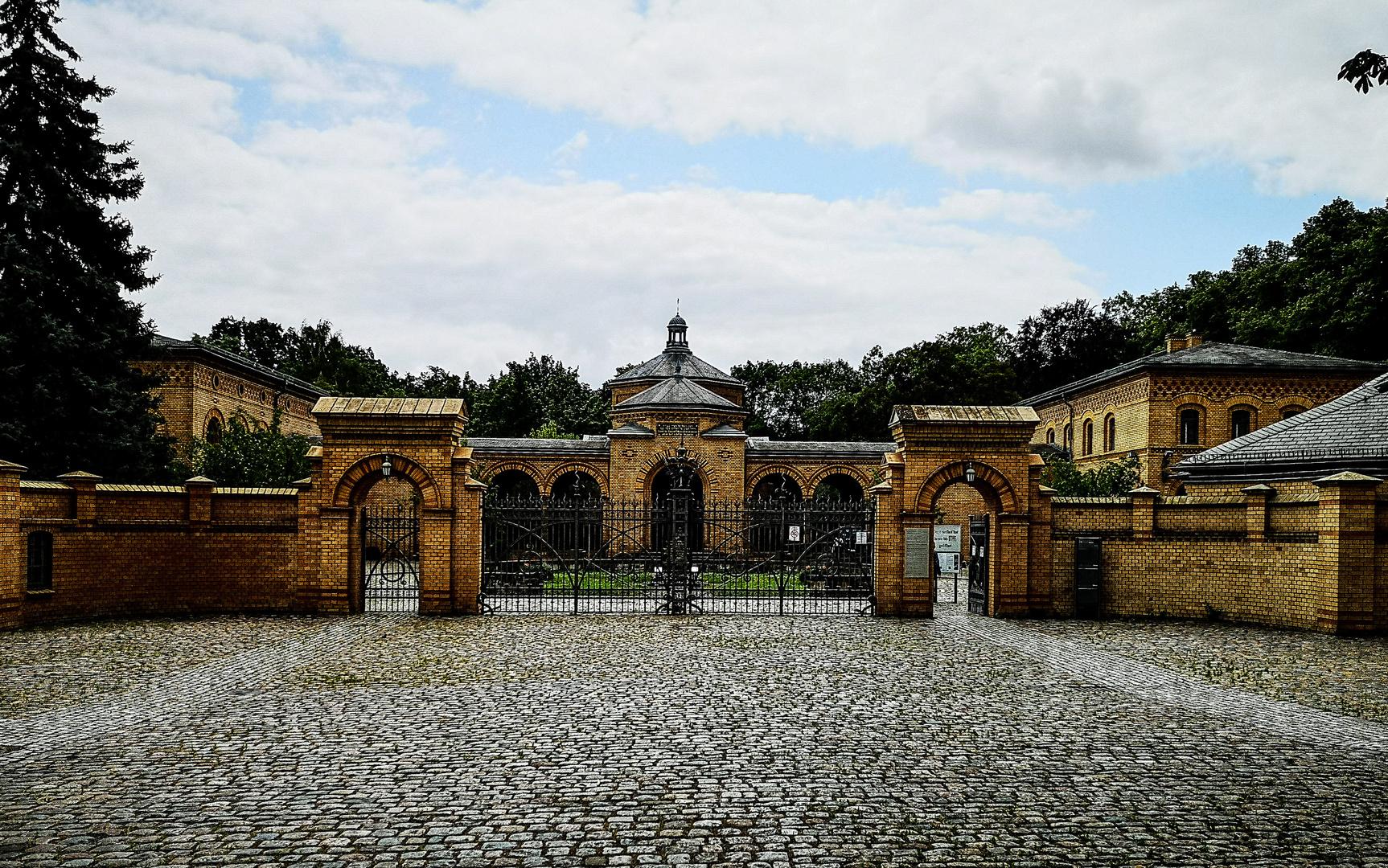 Jüdischer Friedhof Weißensee Foto & Bild | world, berlin