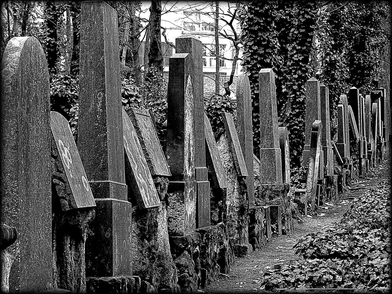 jüdischer Friedhof Weißensee I