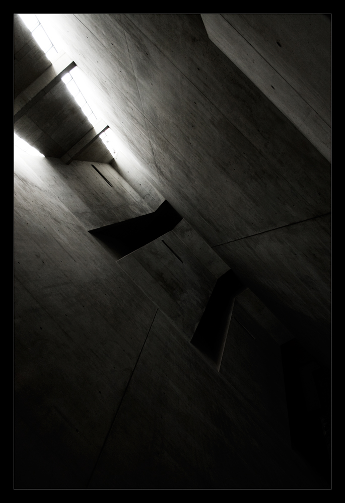 Jã¼Disches Museum Berlin Architektur | Judisches Museum Berlin Foto Bild Architektur Ohne Menschen