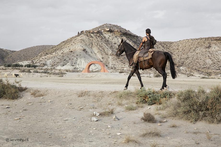 Juego de Tronos II - The Lonesome Rider