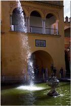 Juegos de agua y luz