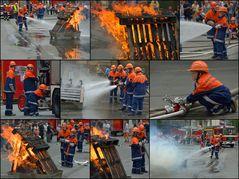 Jugend-Feuerwehr ...