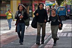 Jugend in Equador