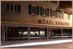 Jugendcafé Möbel Krauss