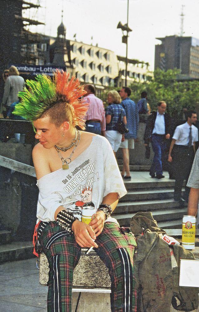 Jugendkultur Punk