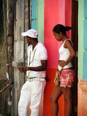Jugendliche in Havanna