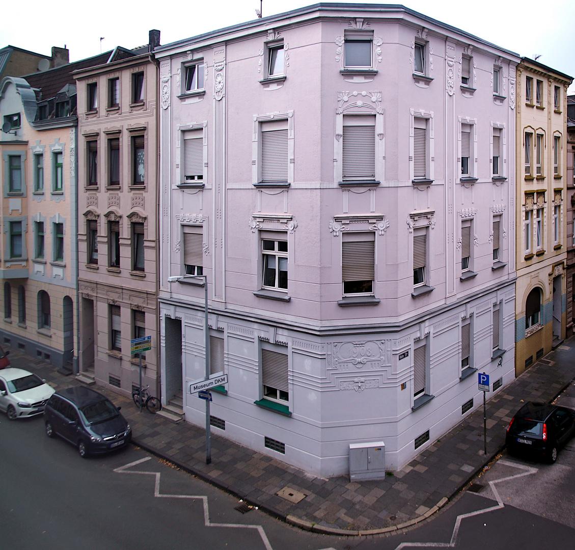 Jugendstilhäuser in Duisburg