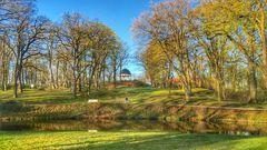 Jugendtempel im Schlossgarten Schwerin