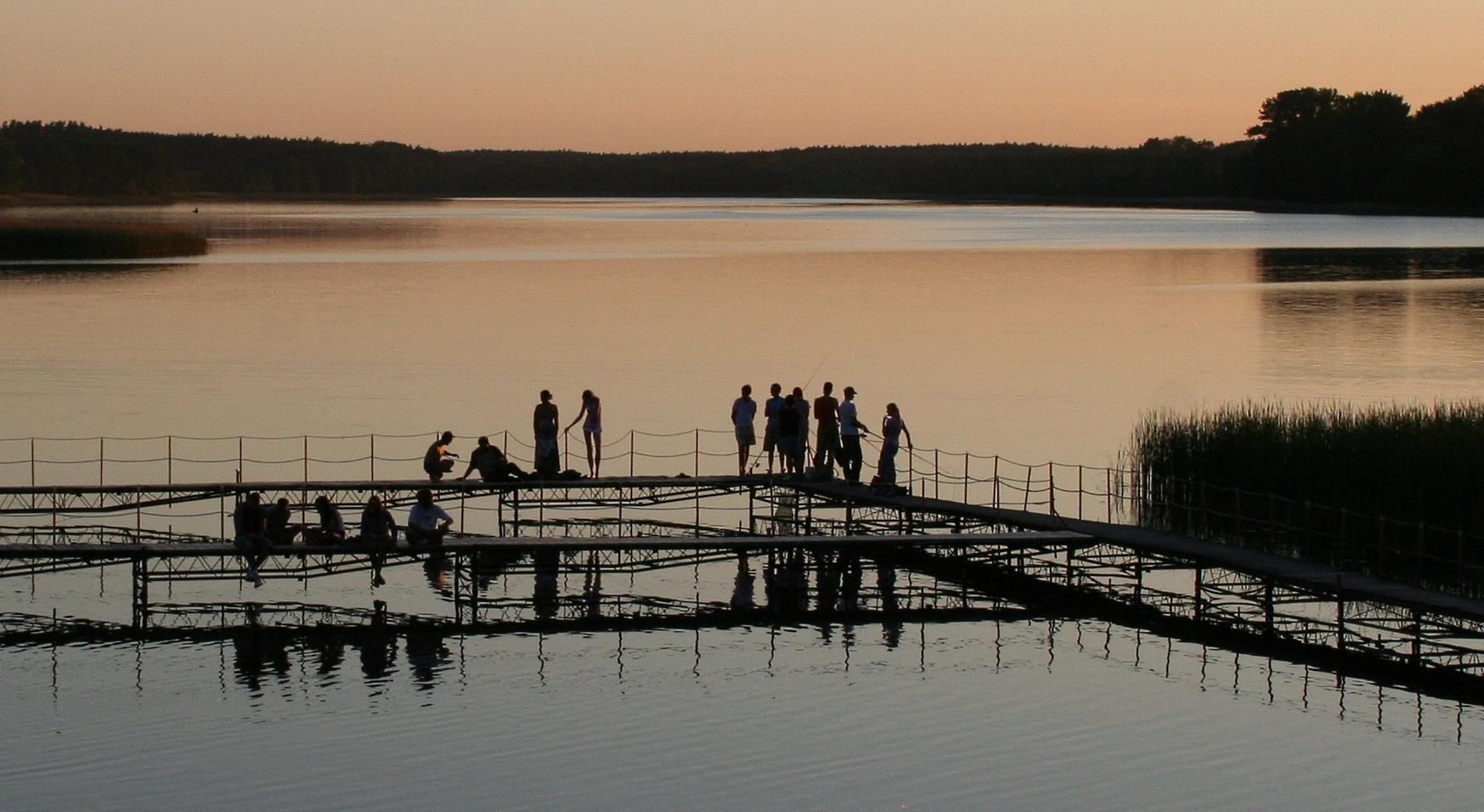 Jugendtreff am See