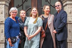 Jugendweihe in Rostock