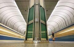 juhuuuuu, ich war auch mal in den Münchner U-Bahn Stationen