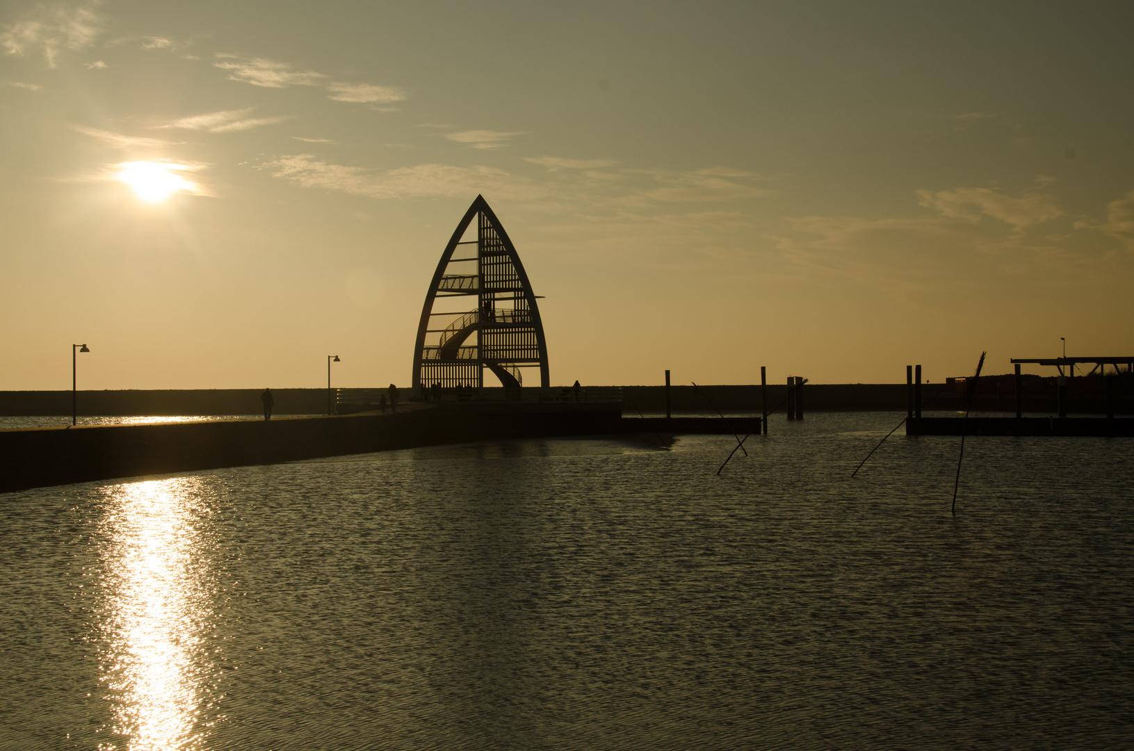 Juist Hafen
