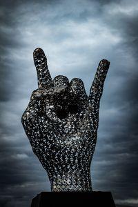 Jule Vihreä - Metalalter Photography