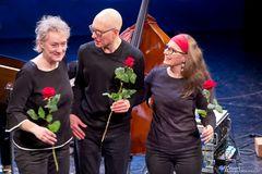 Julia Hülsmann, Martin Weinert, Susan Weinert